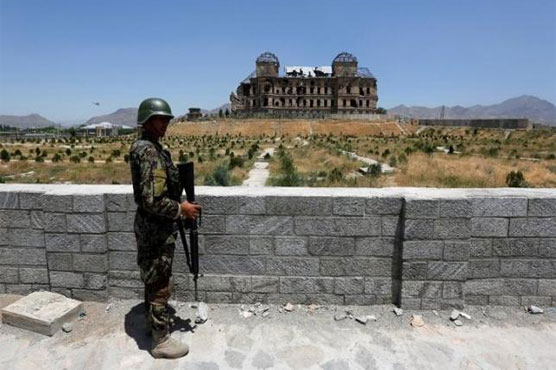 Afghan forces' casualties climbing in 2016, top U.S. commander says