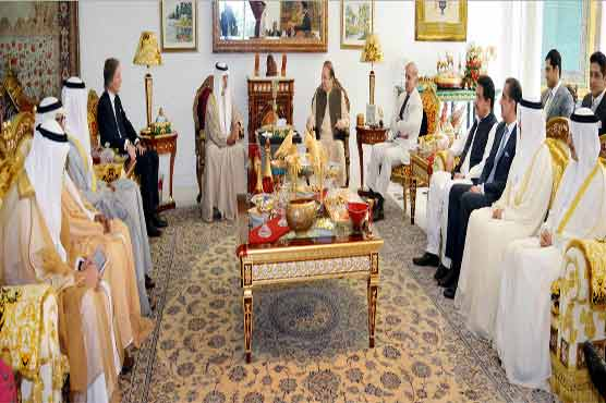 Satisfied with success achieved in Zarb-e-Azb: PM Nawaz