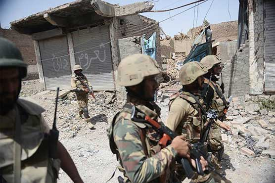Operation Zarb-e-Azb successfully completes two years