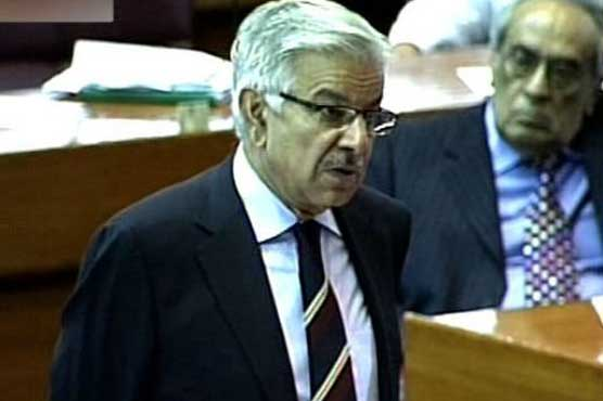 Pakistan determined for effective border management: Asif