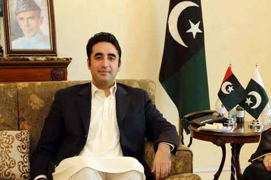 Anti-govt protests: Bilawal calls high-level party meeting