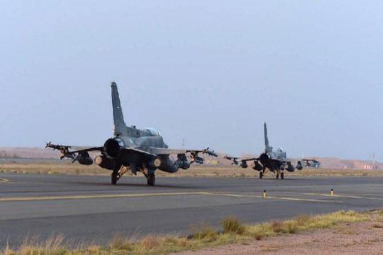 UAE says fighter jet missing in Yemen combat mission