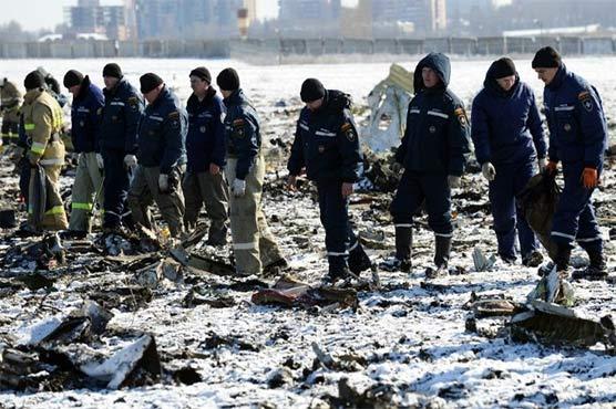 Investigators probe south Russia flydubai crash that killed 62