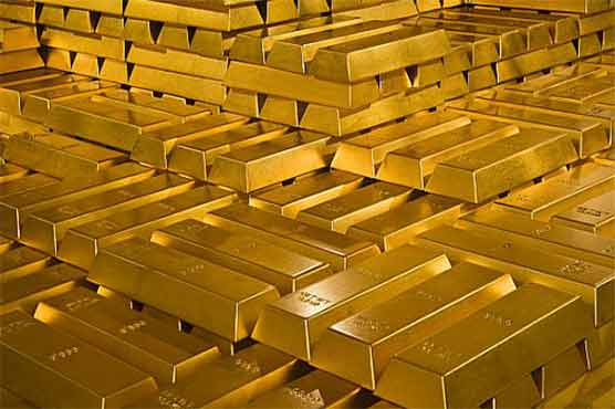 Continuous decline observed in gold prices