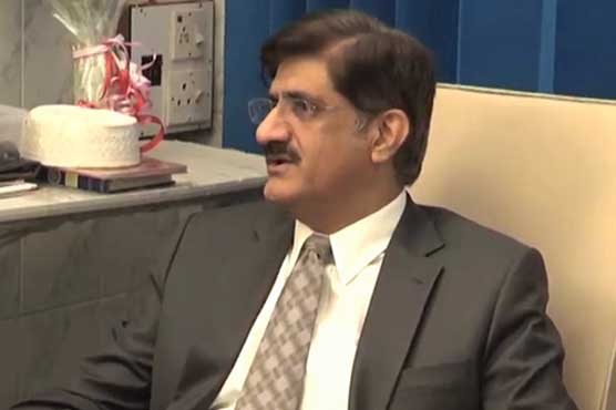 PPP is not afraid of elections, says Murad Ali Shah
