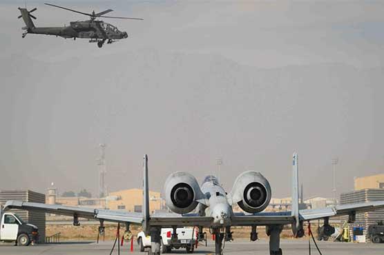 Blast kills four inside largest US airbase in Afghanistan