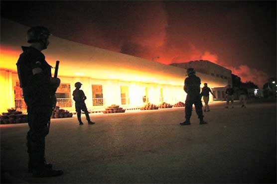Three terrorist outfits allegedly involved in Karachi airport attack