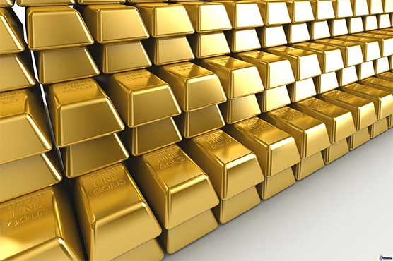 Gold prices fall by Rs.150 in local market