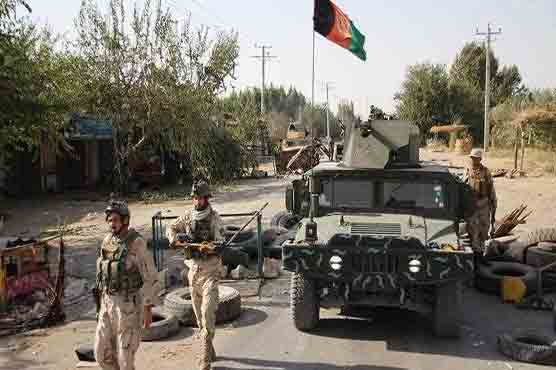 Afghan forces repel Taliban assault on Kunduz city