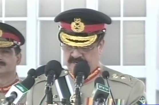 International community should condemn Indian insinuations, fabrications about Pakistan: Gen Raheel