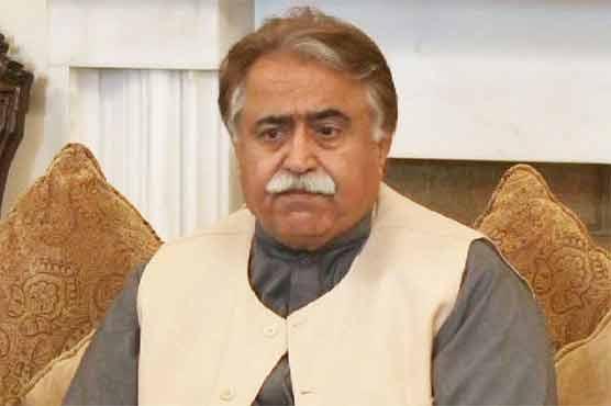 Federal govt busy in saving itself: Moula Bakhsh Chandio