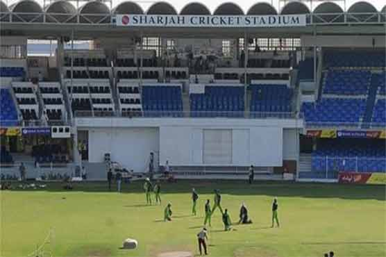 Practice session pursues in Sharjah ahead of third Test