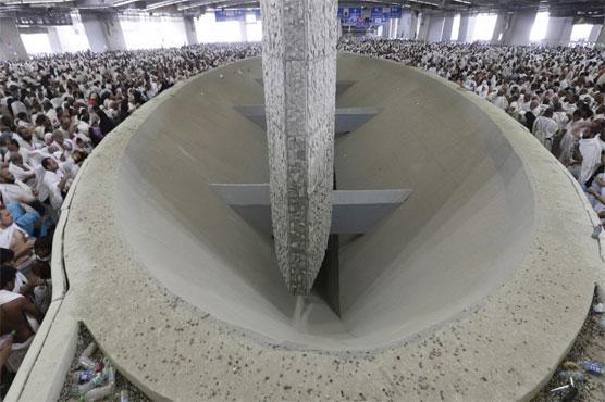 Hajj pilgrims reach Mina for ritual stoning of devil