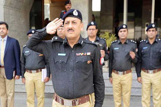 Sindh govt writes letter to federation to remove Sindh IG AD Khawaja