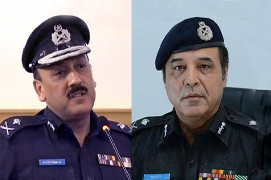 Sindh IG AD Khawaja refuses to leave post