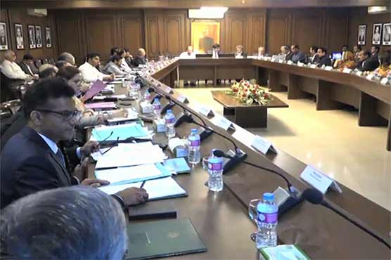 Sindh cabinet approves removal of AD Khawaja