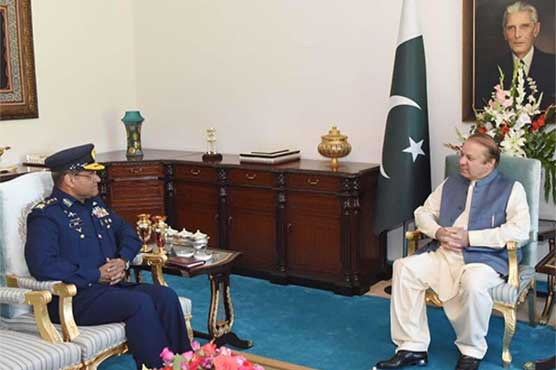 PAF played crucial role in national defense: PM