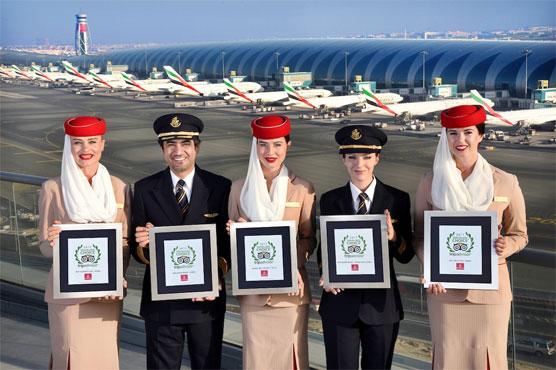 Emirates named best airline in the world in TripAdvisor Awards