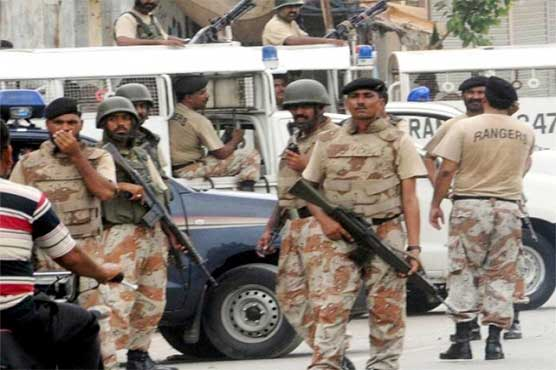 Sindh govt silent over extension of Rangers' powers