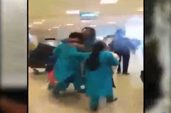 Women, daughter tortured by FIA officials offloaded from Norway-bound flight