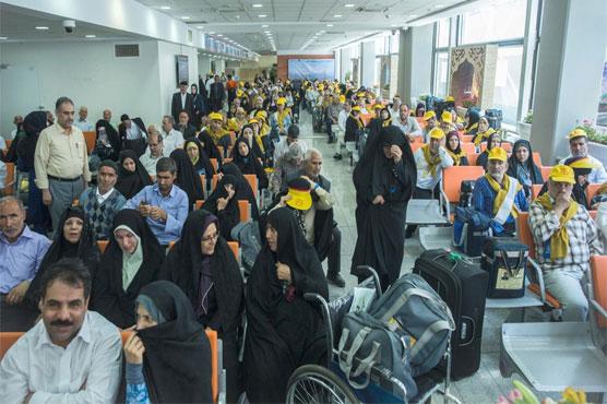 Iranian pilgrims return to haj in Saudi Arabia after boycott last year