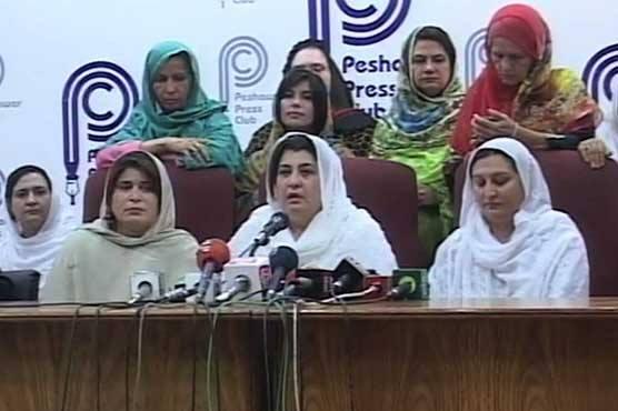 Apologise or face Jirga, PTI women wing warns Gulalai
