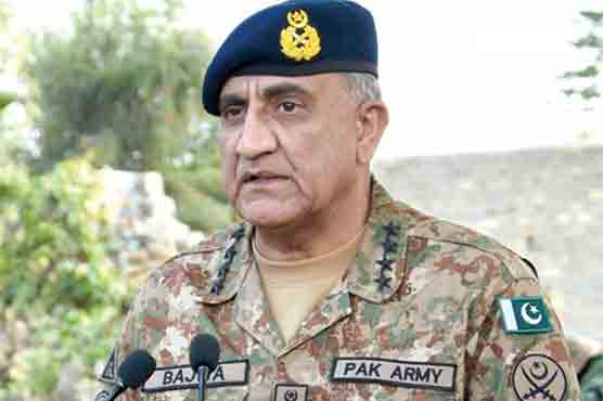 Army Chief condemns terrorist attack on American forces in Kandahar