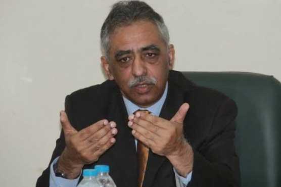 Governor Sindh Zubayr Umer declines ratification of Sindh Ehtesaab 2017 bill
