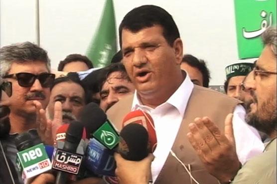 KP people support Nawaz Sharif: Amir Muqam