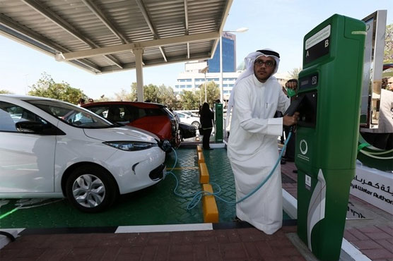 UAE seeks to boost use of new energy cars