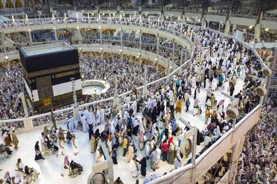 Seven Pakistani pilgrims die of natural causes in Saudi Arabia