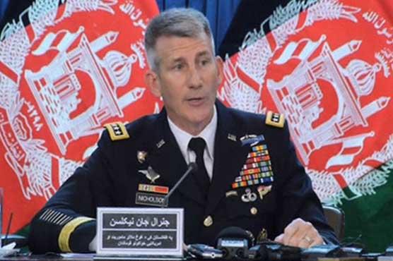 Aware of Afghan Taliban's presence in Quetta, Peshawar: Gen John Nicholson