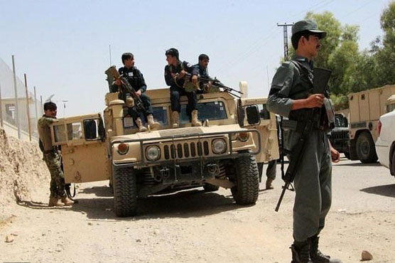 Taliban suicide bomb attack on Afghan forces kills 13