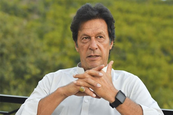 Imran Khan denounces Peshawar attack, commends KP police for efficient operation