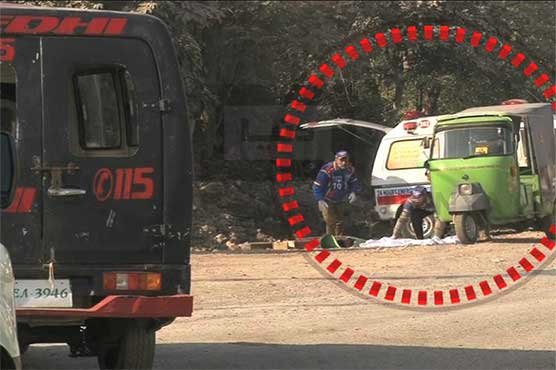 Rickshaw used in Peshawar attack registered under name Muhammad Ibrahim: sources
