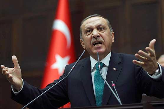 Turkey's Erdogan calls Islamic summit next week on Jerusalem