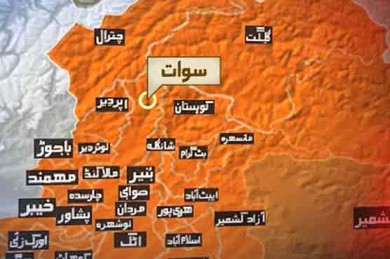 Swat: Security forces kill two wanted terrorists