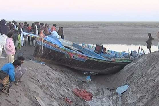 Death toll in Thatta boat tragedy rises to 21
