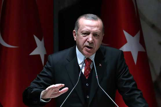 Turkey's Erdogan seeks to lead Muslim response on Jerusalem