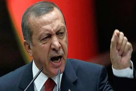 Erdogan calls Israel 'terrorist state'