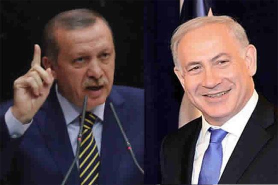 Israel, Turkey leaders trade insults over US Jerusalem decision