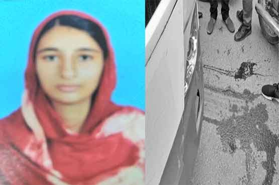 Lahore: Punjab University female student dies in bus accident