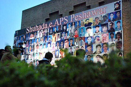 Martyrs remembered on third anniversary of APS attack