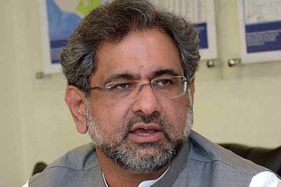 Pakistan only successful country in war against terrorism: PM Abbasi