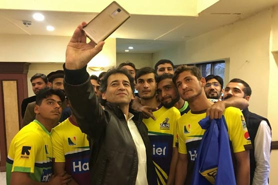 Peshawar Zalmi Foundation, KP education department sign MoU to hold league