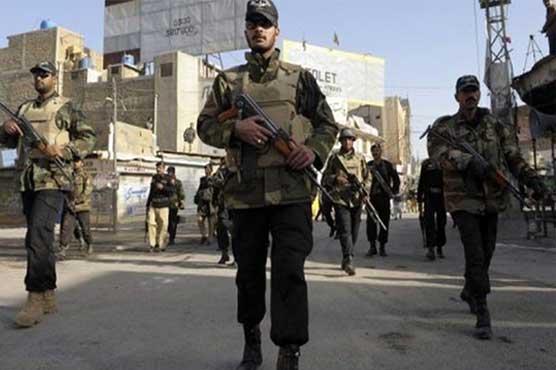 Radd-ul-Fasaad: Forces kill four terrorists, arrest three in separate raids