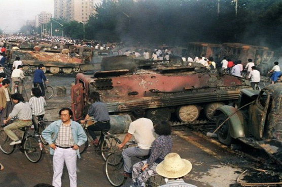 10,000 killed in China's 1989 Tiananmen crackdown claims British archive