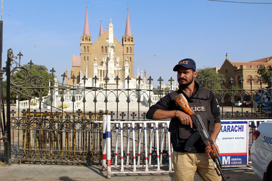 After Quetta church attack Christians prepare for holidays with an eye on security