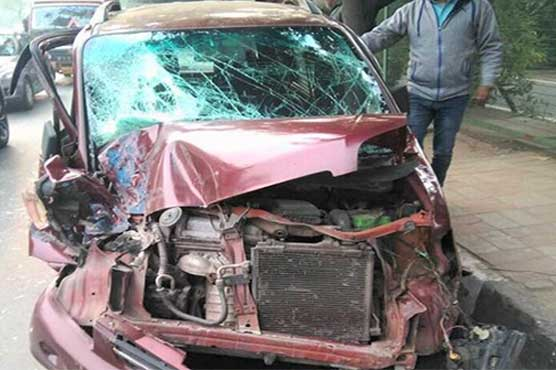 New Delhi: Pakistan High Commission officer injured in car accident