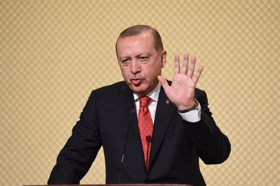 Erdogan says 'terrorist' Assad cannot be part of Syria solution